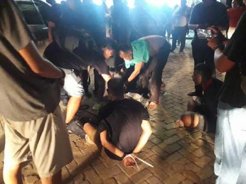 Kirim 10 Kilogram Sabu Asal Malaysia ke Medan, Oknum Polisi di Bengkalis Ditangkap BNN dan Bea Cukai Dumai