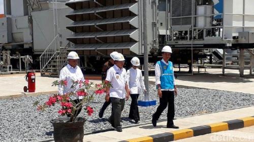 Presiden Jokowi Resmikan 8 Pembangkit Portabel 500 MW Rp 8 Triliun, Termasuk di Duri