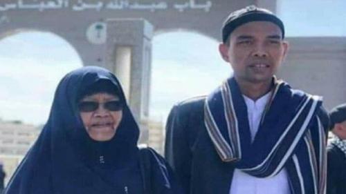 Wafat di Pekanbaru, Ibunda Ustaz Abdul Somad Akan Dimakamkan di Asahan