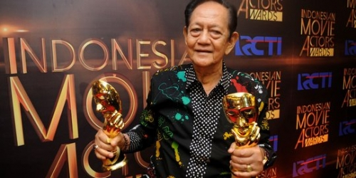 Aktor Senior Panji Tengkorak Deddy Sutomo Tutup Usia