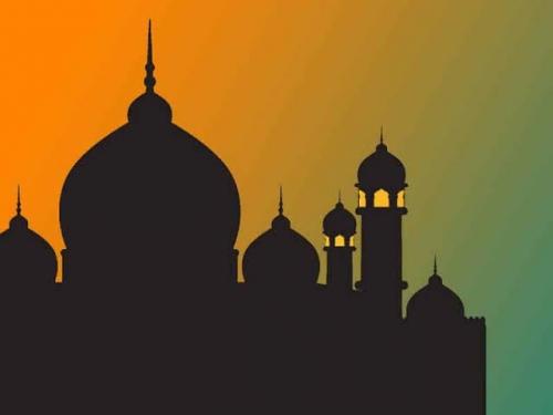 Orang Misterius Bikin Gambar Tak Senonoh dalam Masjid Al Hikmah
