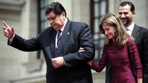 Mantan Presiden Peru Tembak Kepalanya Sendiri Saat Akan Ditangkap