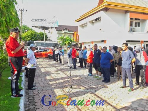 Selama Lakukan Sidak, Wagubri Edy Nasution: Paling Banyak Pelanggaran di Dispora Riau