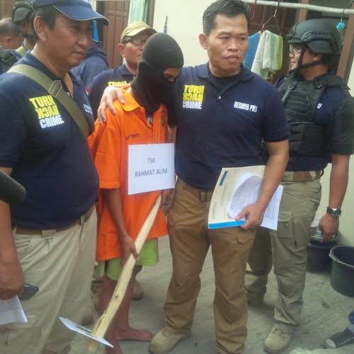 Syok dengan Kelakuan Anakya, Ibu Siswa SMP Pembunuh Eno Parihah Jatuh Sakit