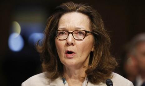 Jadi Wanita Pertama Pimpin CIA, Gina Haspel Pernah Benamkan Tahanan dalam Posisi Digantung
