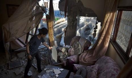 Kata Imam asal Gaza, Ini Tujuan Israel Serang Palestina Setiap Ramadan