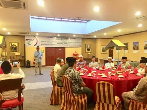 Majukan Pelalawan, RAPP dan MKP Jalin Silaturahmi