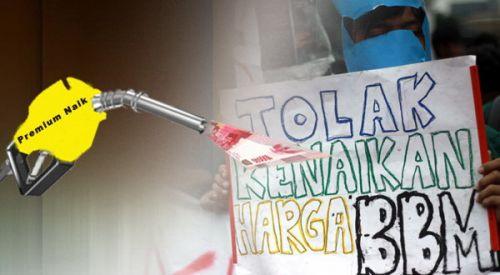Jelang Kenaikan Harga BBM, 15 Provinsi Termasuk Riau Berstatus Rawan