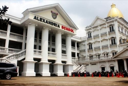 Sekolah Alexandria Islamic School Ini Didirikan Oleh Mantan Anggota DPR-RI Dari Riau, Beginilah Fasilitasnya