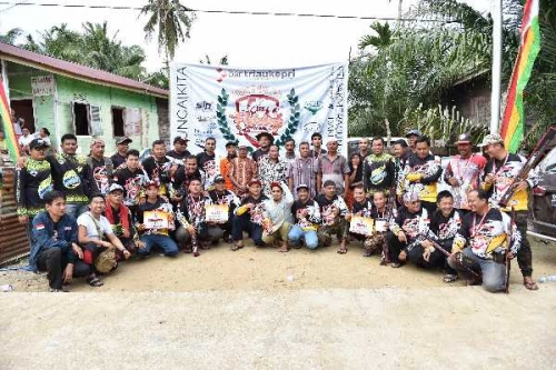 Bank Riau Kepri Fishing Community Gelar Tribar Akbar 2019