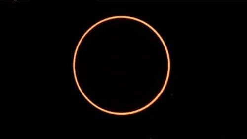 Jangan Lupa Saksikan Gerhana Matahari Cincin Awal Pekan Depan