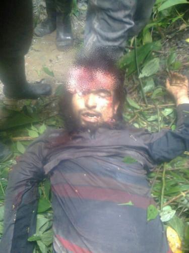 Kapuspen TNI: Santoso Tewas Ditembak Prajurit Raider Kostrad