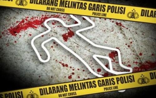 EDAN... Usai Membunuh, Udin Menari-nari di Atas Mayat Istrinya Sambil Menggenggam Pisau Berlumur Darah
