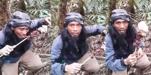 Baku Tembak dengan Satgas Tinombala, 2 Teroris Tewas di Poso, Salah Seorang Diduga Santoso
