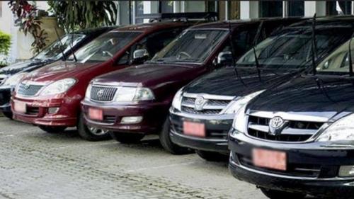 Sudah Ditarik Satpol PP, Mobil Dinas Oknum Mantan Anggota DPRD Pekanbaru Malah Diambil Lagi