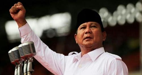 Prabowo: Ada Kekuatan Besar Inginkan Indonesia Tetap Miskin, Tidak Suka Pemerintahan yang Bersih
