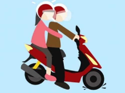 Minta Diantar ke Simpang Dalu-dalu, Pas Dibonceng, yang Ngantar Dipukul, Motor Dibawa Lari