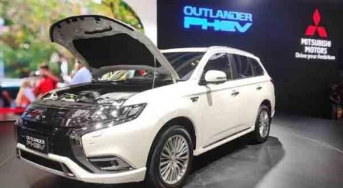 Mitsubishi Fokus Kembangkan Model SUV dengan Teknologi Listrik