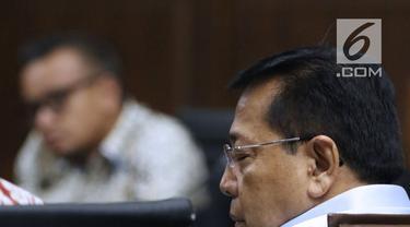 Setya Novanto Sebutkan Nama-nama Anggota DPR Penerima Dana Proyek E-KTP dan Rincikan Jumlahnya