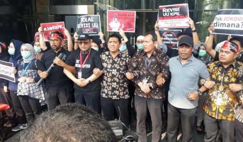 Direktur KPK: Embahnya Korupsi Itu Parpol di DPR karena Miliki 2 Kewenangan