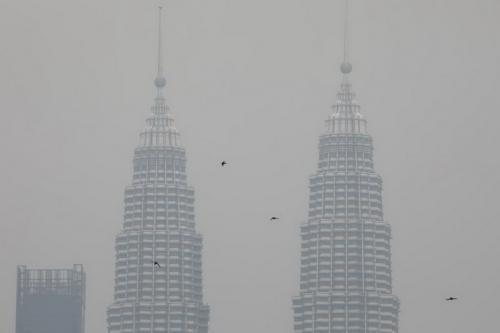 Semua Sekolah di Penang Diliburkan Akibat Asap Kiriman Sumatera