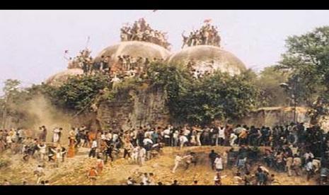 Tokoh Muslim India Minta 32 Penghancur Masjid Babri Dibebaskan, Ini Alasannya