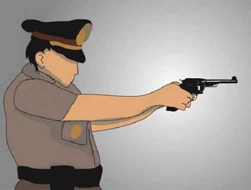 Dikejar dan Acungkan Pistol ke Polisi, Dua Bandar di Dumai Ditembak Mati