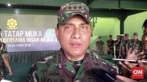 Gerindra Usung Edy Rahmayadi di Pilgub Sumut 2018, Ini Pertimbangan Prabowo