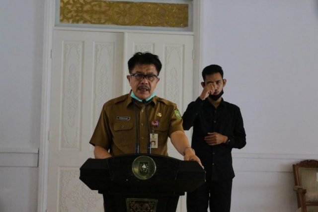 Pemprov Riau Kirim Surat ke Kemendagri Tunjuk Sekda Jadi Plh Wako Dumai