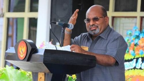 Gubernur Lukas Enembe: Bicara Nduga, Ya Orang Papua Mau Merdeka