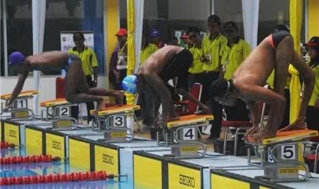Dua Wakil Riau Sumbang Tiga Emas Indonesia di ASEAN Para Games