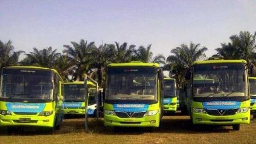 Lelang Sewa Bus Trans Metro Pekanbaru 2016-2017, Sudah Mulai Dibuka Melalui LPSE