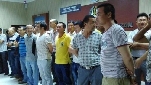 Bekerja Tak Sesuai Dokumen, 25 WN China Diusir dari Aceh