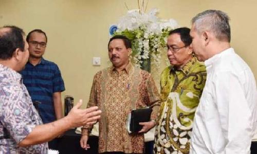 Kementerian Ristek dan Dikti akan Jadikan Inhil sebagai Kluster Kelapa Nasional