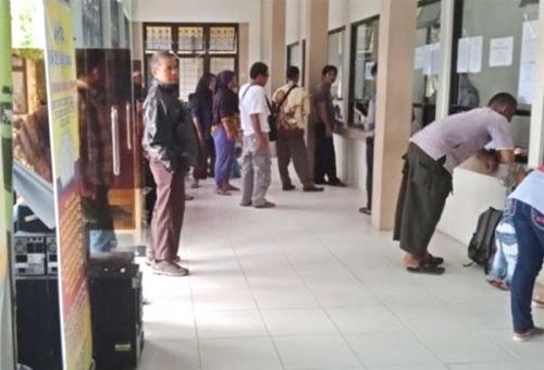 Berawal dari Urus KK Hilang, Aksi Pemalsuan Dokumen Kependudukan di Pelalawan Akhirnya Terbongkar