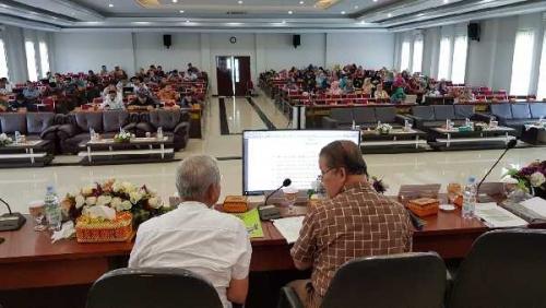 Sosialisasikan Perubahan Statuta UIR, Rektor Harapkan Pencapaian Visi Tahun 2020
