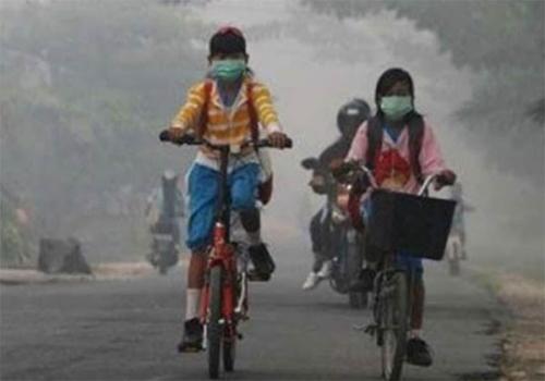 14 Ribu Masker Dibagikan untuk Warga Dumai