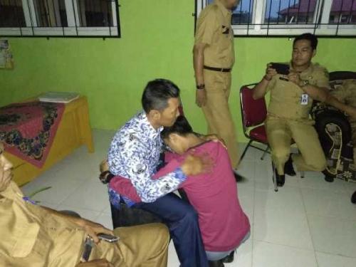 Perkelahian Siswa dan Kepala Sekolah SMAN 2 di Riau Berakhir Damai