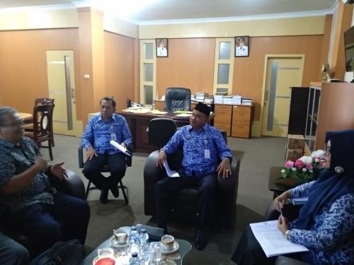 Bupati Bengkalis Tunjuk Kepala Bappeda Ketua Forum Koordinasi Pengelolaan Cagar Biosfer