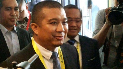 Dukung Prabowo-Sandi, Erwin Aksa Dipecat Golkar