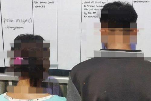 Gerebek Rumah Pengedar Narkoba, Polisi Malah Pergoki Ibu dan Anak Tengah Bersiap Berhubungan Intim
