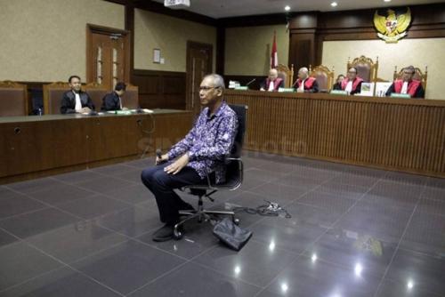 Kata Dokter Bimanesh, Skenario Awalnya Sakit Setya Novanto Hipertensi, Kemudian Diubah Fredrich Jadi Kecelakaan