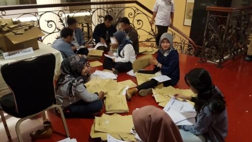 Prabowo Dapat 141 Suara di TPS 10 Dumai, pada Data Situng Tertulis 41, Begini Jawaban KPU
