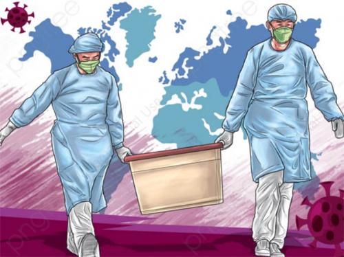 Lima PDP di Pekanbaru Meninggal Dunia, Salah Satunya Bayi Usia 1 Hari
