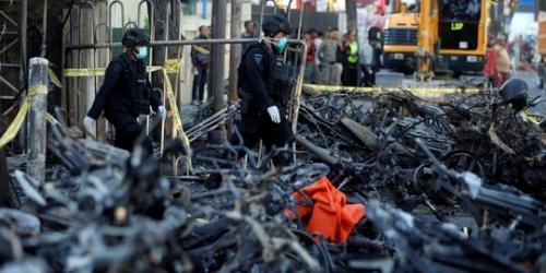 Jumlah Korban Tewas Bom Surabaya Kembali Bertambah
