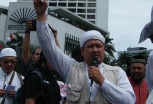 Ketua GNPF-U Bogor Ustaz Iyus Ditangkap dan Dijadikan Tersangka, Ini Alasan Polisi Tak Menahannya