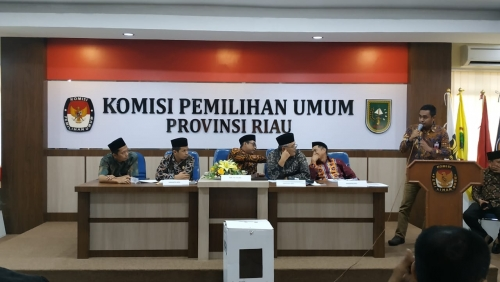 Pasangan Capres Prabowo Subianto dan Sandiaga Uno Menang di 12 Kabupaten/Kota di Riau