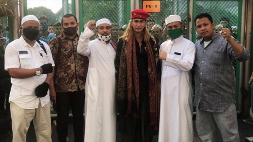 Baru Bebas, Pendakwah Habib Bahar Kembali Ditangkap dan Dijebloskan ke Lapas