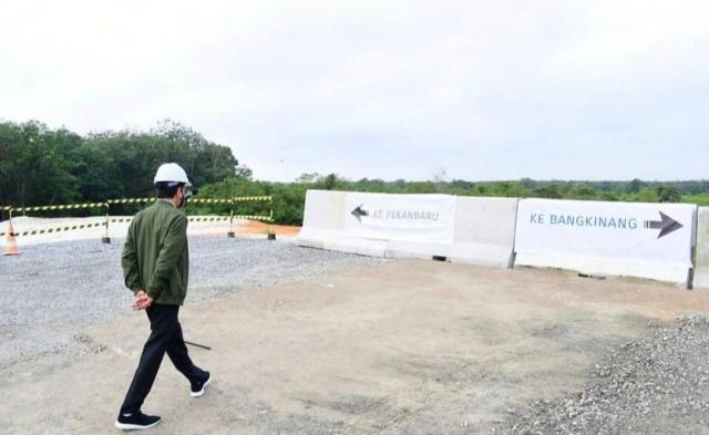 Presiden Jokowi Sempat Salah Sebut Provinsi Padang
