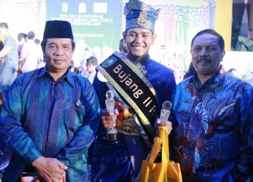 Raih Posisi Runner Up 1 pada Bujang Dara Riau 2014, Dedi Safrizal akan Jadi Pelatih di Meranti